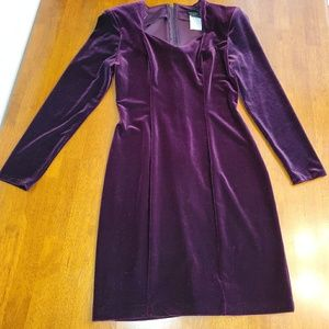 Niki Lavis Dresses - NIKI Livas purple dress